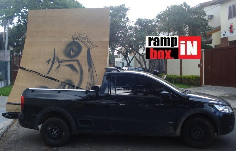 logo ramp in box saveiro