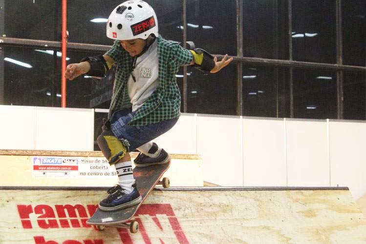 Ramp in Box na Adventure Sports Fair Skate no Ibirapuera SP 4