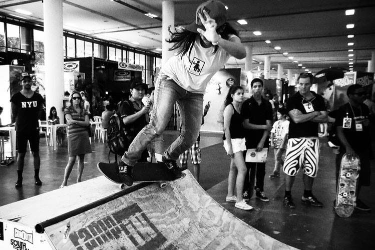 Ramp in Box na Adventure Sports Fair Skate no Ibirapuera SP 5