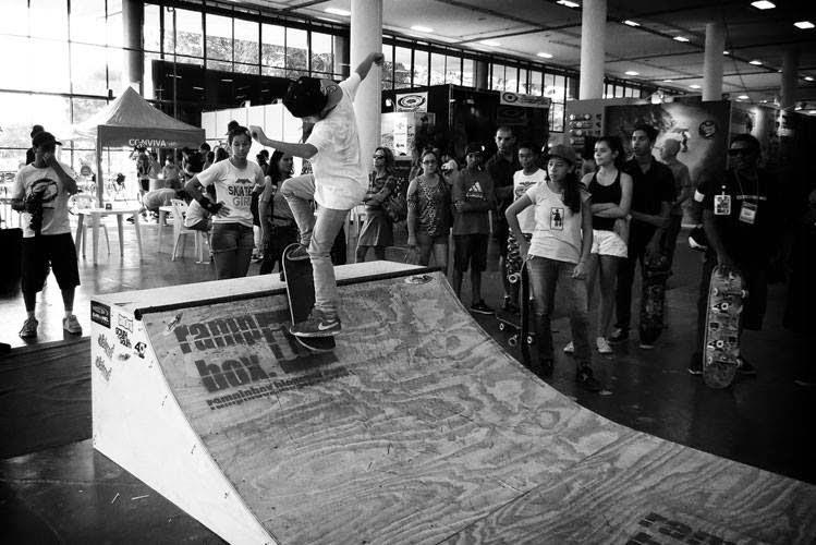 Ramp in Box na Adventure Sports Fair Skate no Ibirapuera SP 6