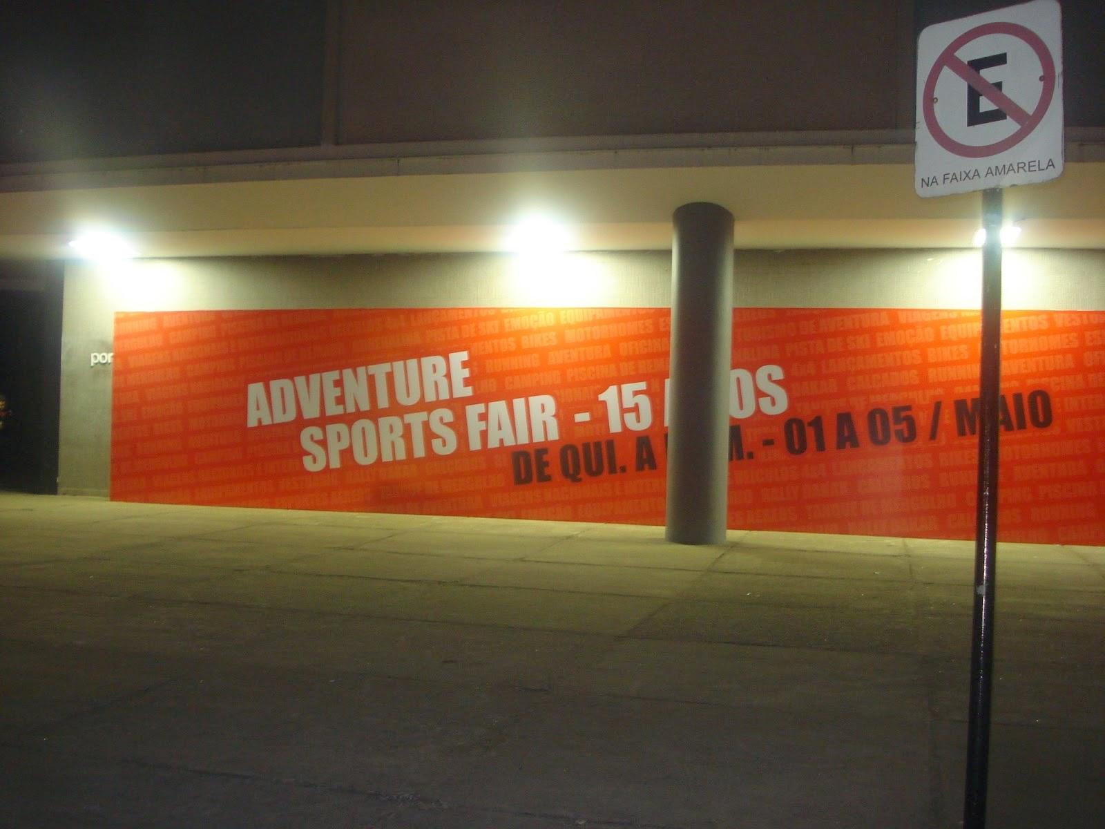 Ramp in Box na Adventure Sports Fair Skate no Ibirapuera SP 7